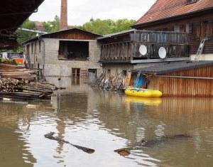 Unwetterwarnung Passau