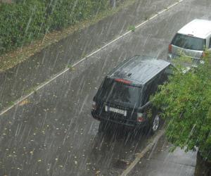 Unwetterwarnung Stuttgart Heute